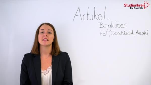 Verb - Wortart kennenlernen - Deutsch Klasse 5