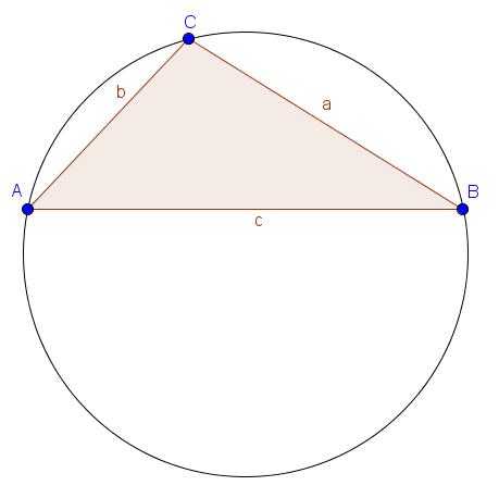 Umkreis eines Dreiecks