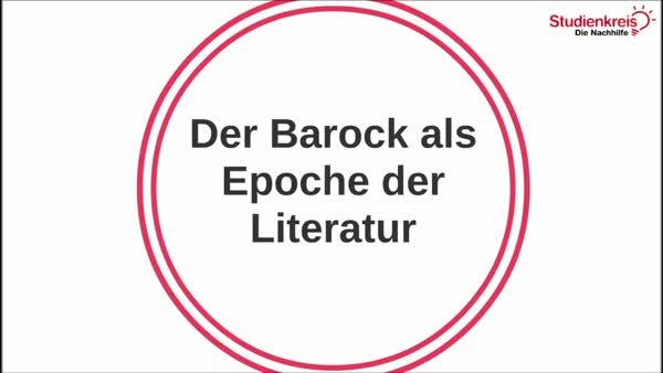 Bekannte gedichte im barock