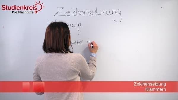 Zeichensetzung Regeln Und übungen Deutsch Klasse 7