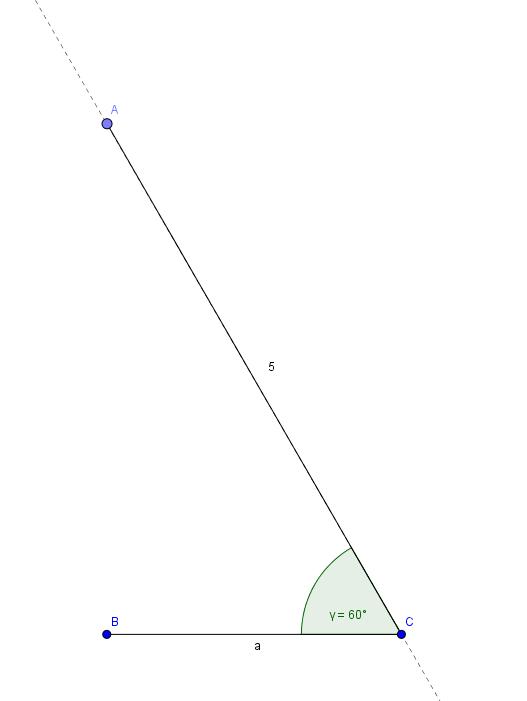 Kongruenzsätze: Dreiecke konstruieren - Erklärung