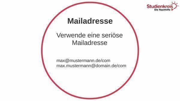 So Schreibst Du Eine Mail Deutsch Klasse 8