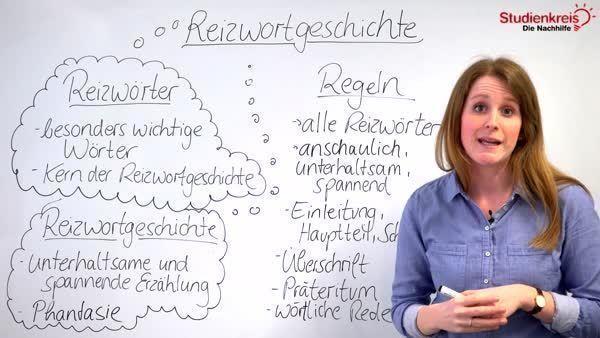 Eine Reizwortgeschichte Schreiben Anleitung Und Tipps