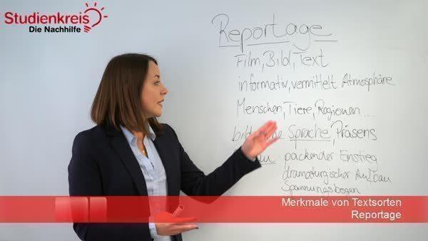 Eine Reportage Schreiben Merkmale Und Aufbau