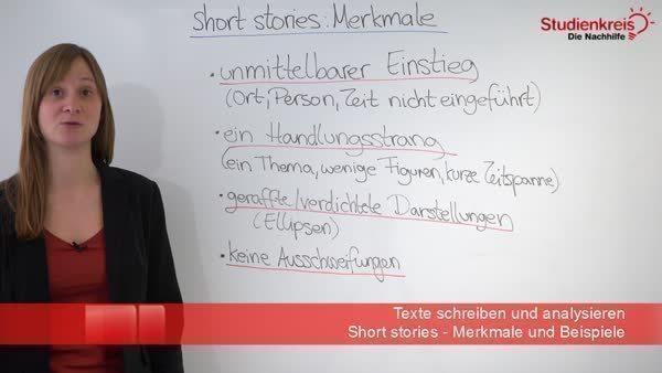 Englisch analyse aufbau short story bachelorarbeit fragebogen