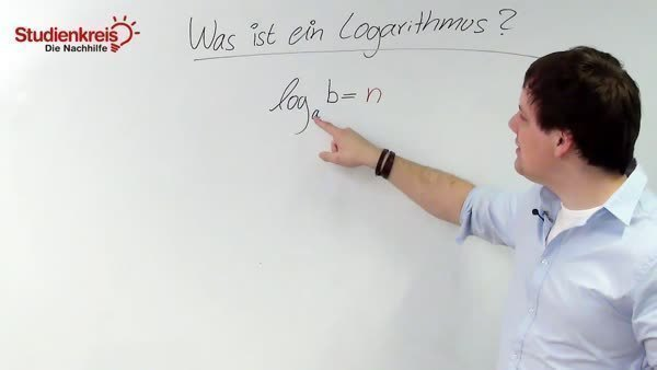 Was ist ein Logarithmus? - Mathematik Klasse 10